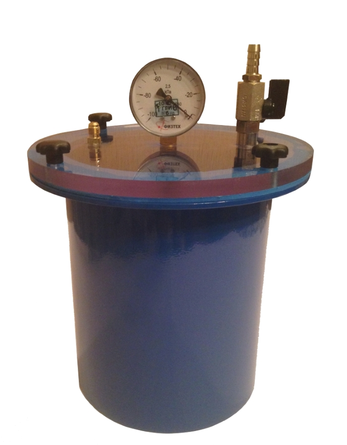 Вакуумный резервуар (5 л) СМ-93
